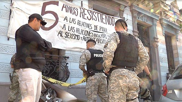 """Justicia liberó a los únicos dos detenidos por incidentes en """"La Solidaria"""""""