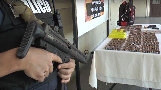 Brigada incautó más de 600 kilos de drogas en lo que va del año