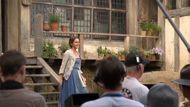 Emma cautiva al público y La Bella y la Bestia es un éxito de taquilla