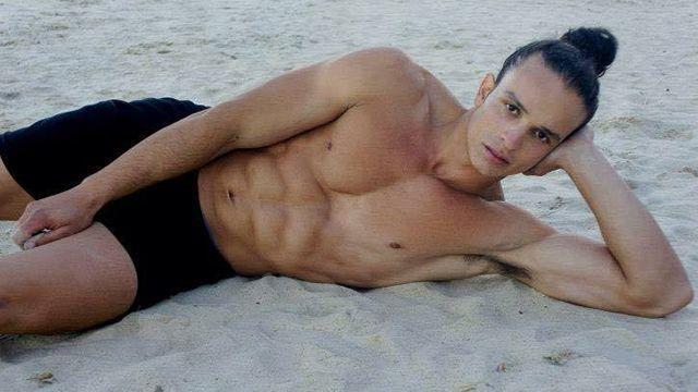 El hombre con el mejor cuerpo del mundo es de Rivera