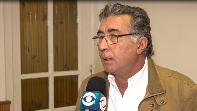Darío Pérez cuestionó a De los Santos, a Mario Bergara y a Danilo Astori