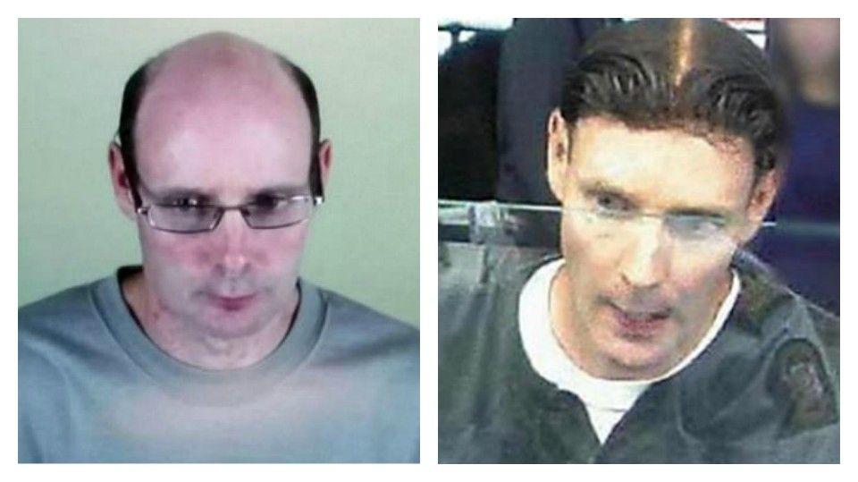 Ganó juicio a la cárcel y recuperó la peluca por cuestiones de autoestima