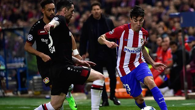 El Atlético de Godín y Josema clasificó a cuartos de la Champions