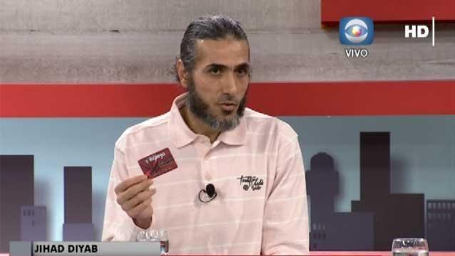 Jihad Diyab quiso irse de Uruguay con su hija a Rusia pero no tenía visa