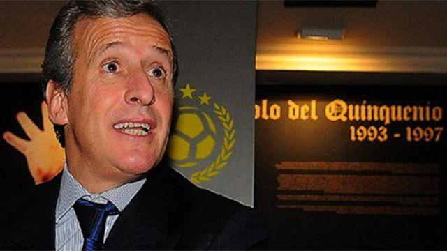 Damiani reclamó a los periodistas que digan de qué cuadro son hinchas