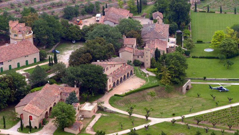 Angelina Jolie y Brad Pitt no tienen pensado vender su castillo en Francia