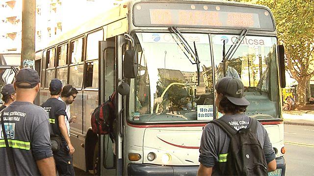 UNOTT: aumento del boleto perjudica a pasajeros de sectores vulnerables