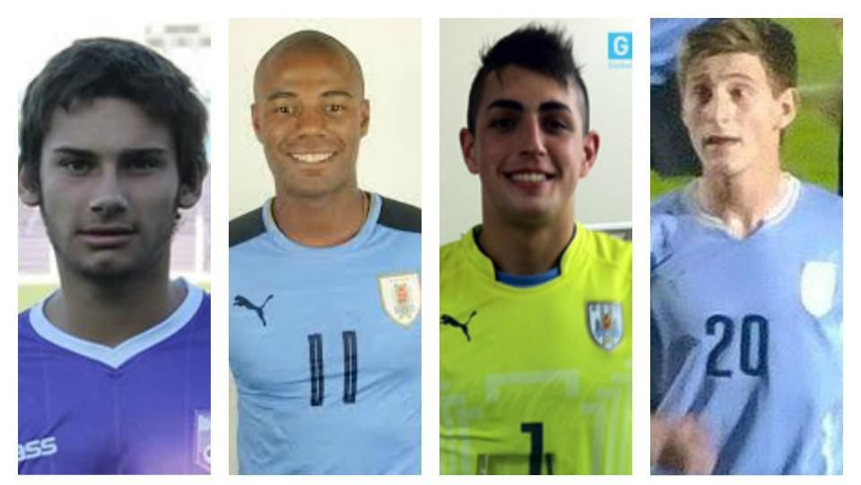 Uruguay Sub20 prepara amistoso con Argentina como inicio rumbo al Mundial
