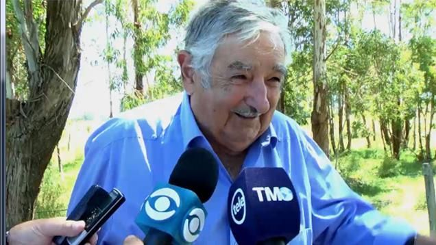 Mujica insiste en que no será candidato porque ya tiene casi 82 años