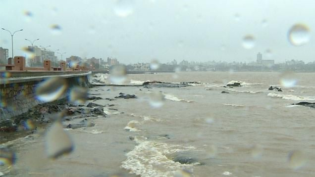 INUMET aclara que no emitió alerta de ciclón para Uruguay