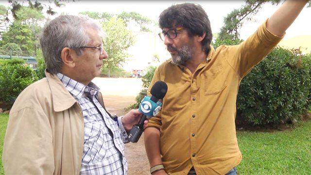 César Troncoso, el actor uruguayo de la triple frontera