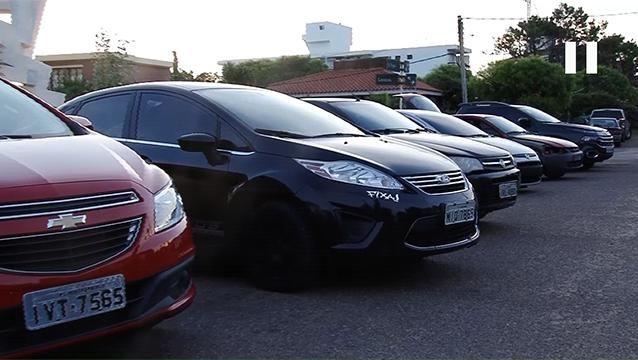 Procesaron a 13 personas por contrabando y venta de autos robados
