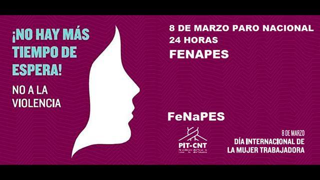 Qué gremios paralizan actividades y cuáles no en el Día de la Mujer