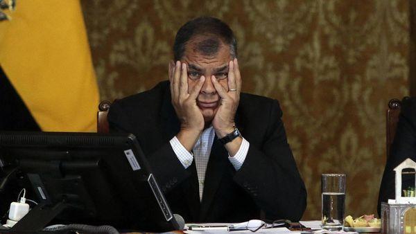 Ser progresista no es garantía: insultos de Rafael Correa contra mujeres