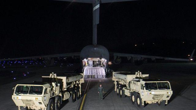 China alerta por despliegue de escudo antimisiles de EEUU en Corea del Sur