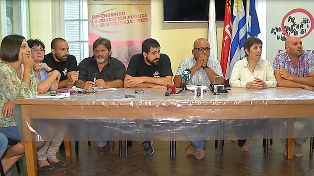 Fenapes acusa a las autoridades de mentir sobre el inicio de clases