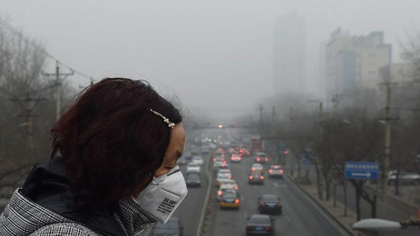 Pekín promete devolver un cielo azul a los chinos