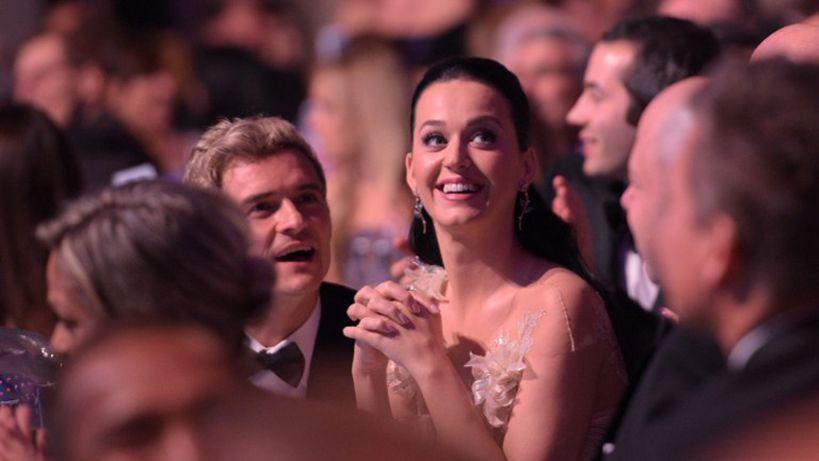Katy Perry rompió el silencio tras su separación de Orlando Bloom