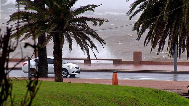 Meteorología señala el ingreso de dos ciclones extratropicales en una semana