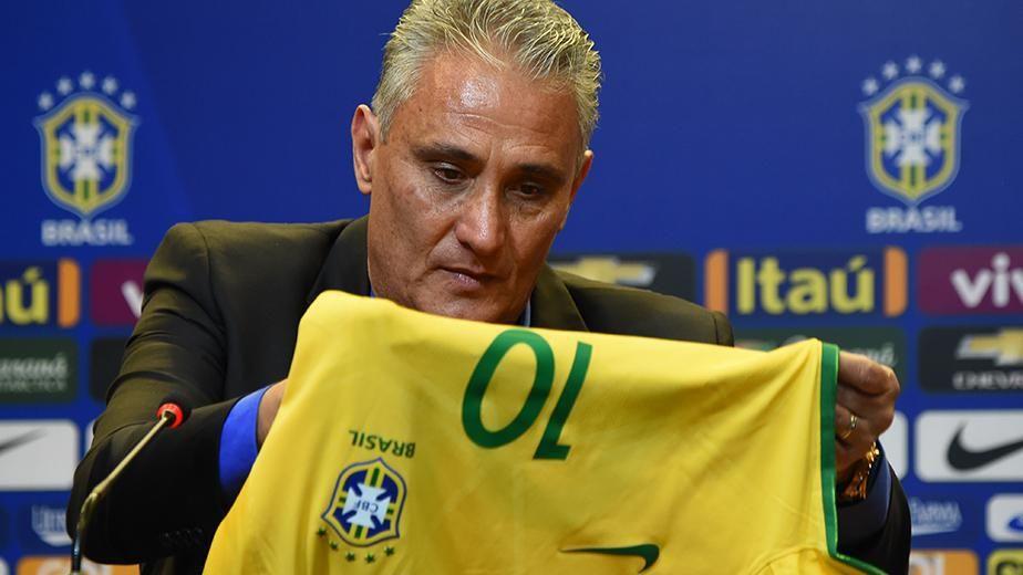 Brasil ya tiene lista de jugadores que enfrentarán a Uruguay el 23 de marzo