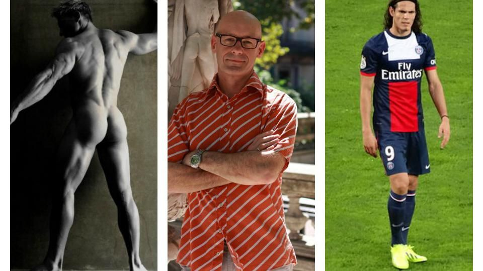 Fotógrafo francés lanza desafío a Cavani: me gustaría retratarlo desnudo
