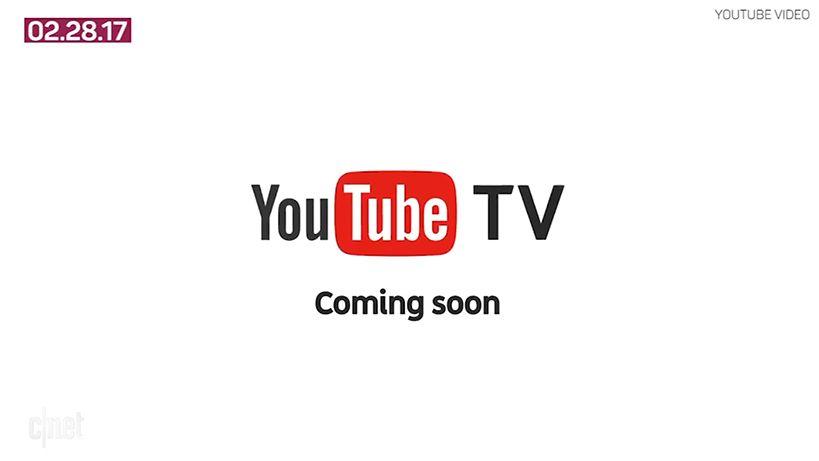 YouTube lanza un servicio de TV en línea para competir con TV paga