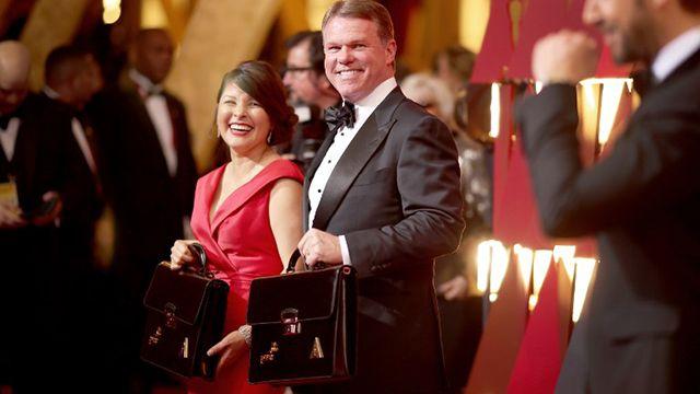 Responsables de los sobres de los Oscar no volverán a trabajar en el Show