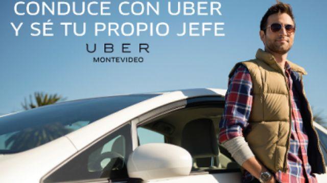 Intendencia exige desde hoy libreta profesional a choferes de Cabify y Uber