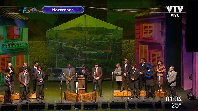 Nazarenos, Tabú, La Mojigata y Tronar de Tambores en la liguilla
