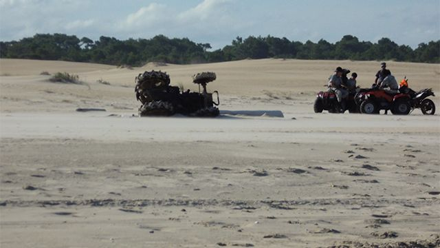 Magnabosco falleció aplastado por un tractor en la costa de Rocha