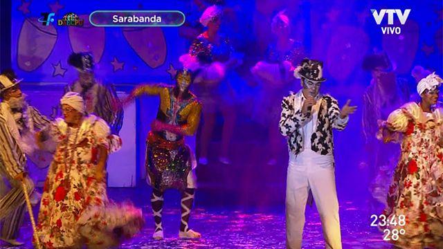 Sarabanda, La Compañía, La Gran Muñeca y Sociedad Anónima en la liguilla