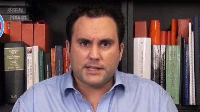 Cambio Nelson: Interpol no detecta reservas de avión para vuelta de Sanabria
