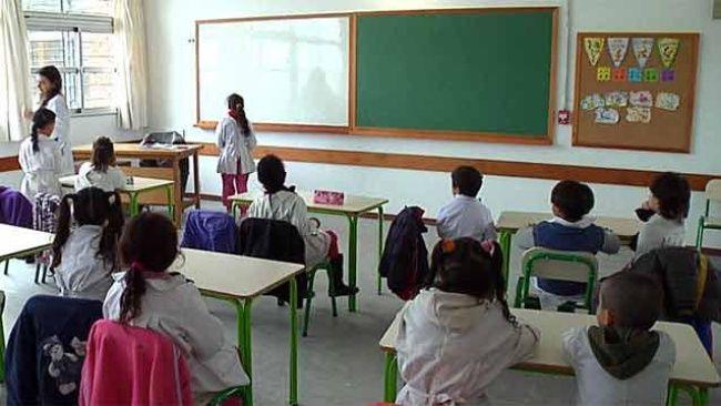 El 6 de marzo comienzan las clases en las escuelas públicas de todo el país