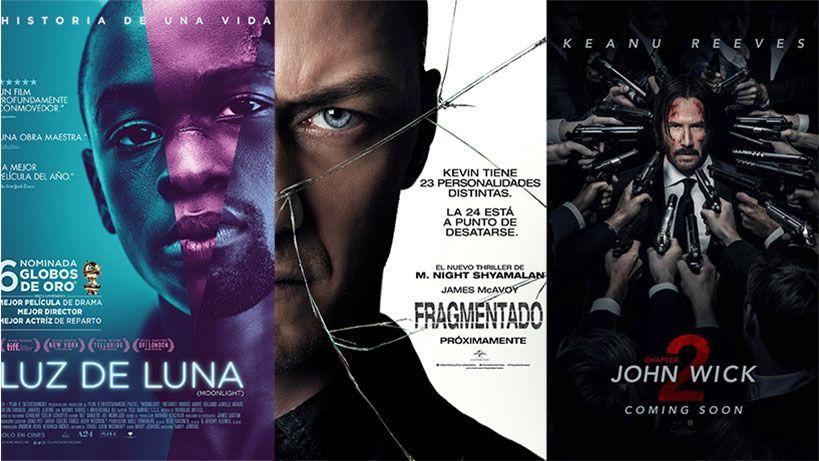 Estos son los estrenos de cine de este fin de semana