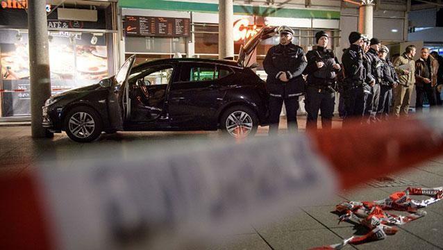Un conductor arremetió contra peatones en Alemania y dejó varios heridos