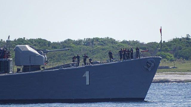 Rescataron a los tres tripulantes que estaban desaparecidos en Maldonado