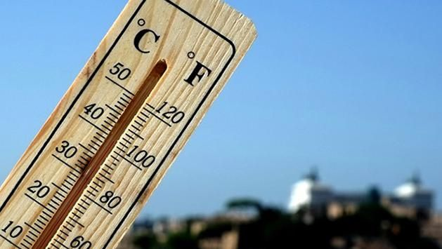 Advertencia meteorológica de INUMET por ola de calor en todo el país