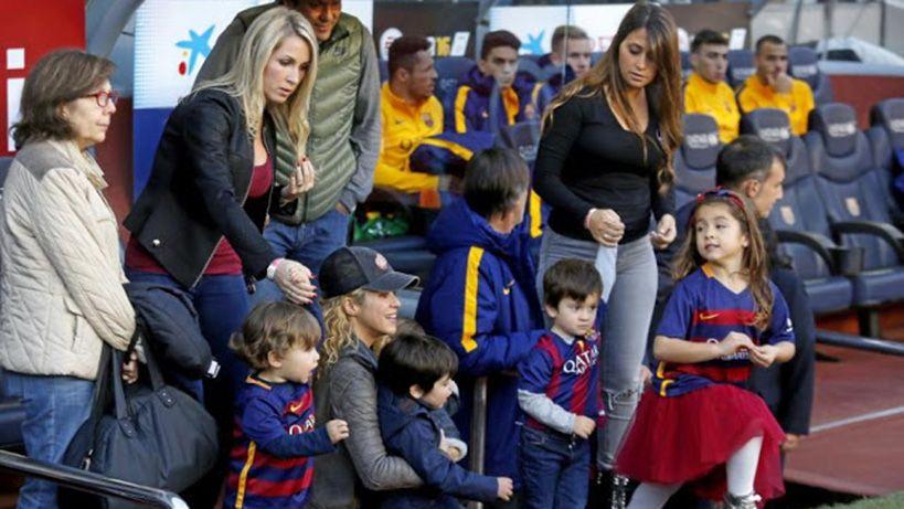 El motivo de Shakira para no asistir a la boda de Messi