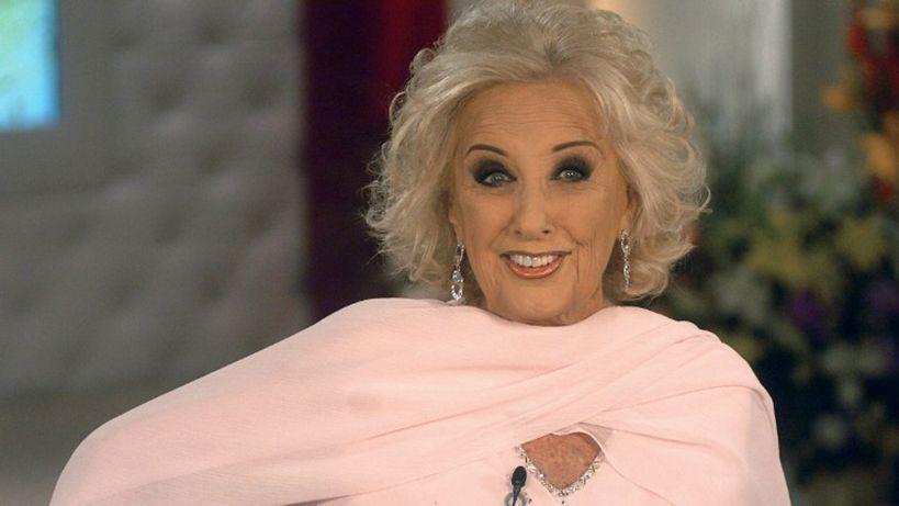 Mirtha Legrand cumple 90 años y lo celebrará con familiares y amigos