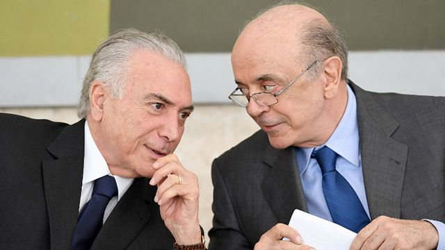 Canciller de Brasil presenta su renuncia por problemas de salud