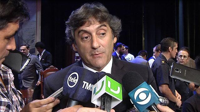 """""""Siempre en la selección le di la prioridad a la Mutual"""", dijo Francescoli"""