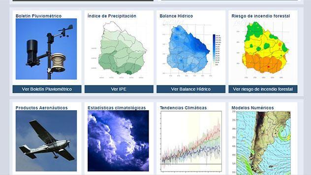Gobierno decretó la esencialidad de todos los servicios de Meteorología