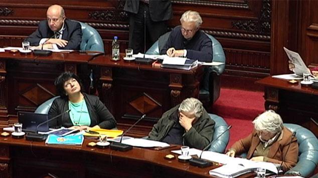 """Bancada del Senado del FA propone aprobar """"a la brevedad"""" el femicidio"""