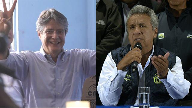 Consejo electoral anuncia balotaje en Ecuador en medio de lento conteo