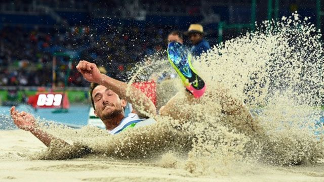 Emiliano Lasa batió propio récord, está número 1 y va al Mundial de Londres