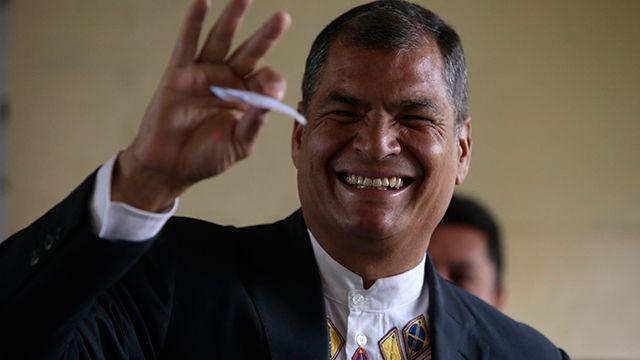 Elecciones presidenciales en Ecuador, tras diez años de mandato de Correa
