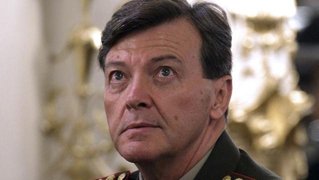 Detienen a exjefe del Ejército argentino por secuestros en la dictadura