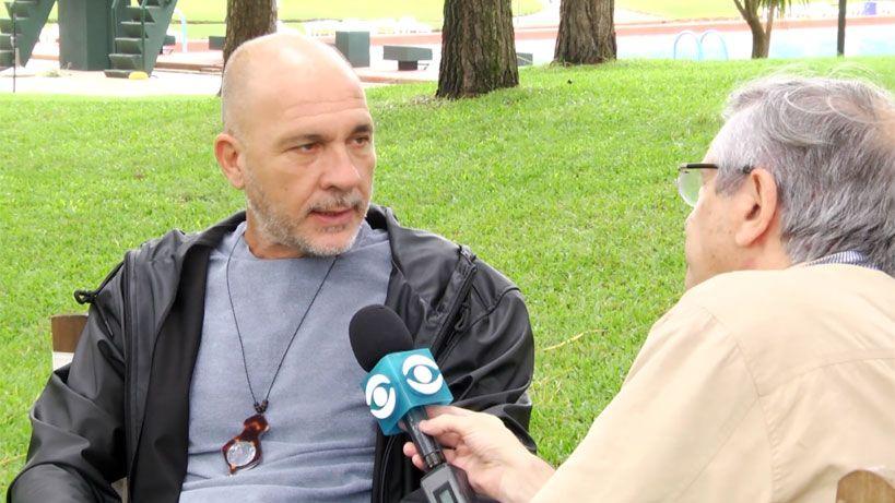 Darío Grandinetti homenajeado en Festival de Cine en Punta del Este