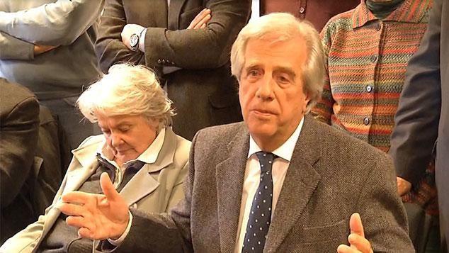 """""""Queremos que haya Rendición de Cuentas y que sea aprobada"""", dijo Vázquez"""