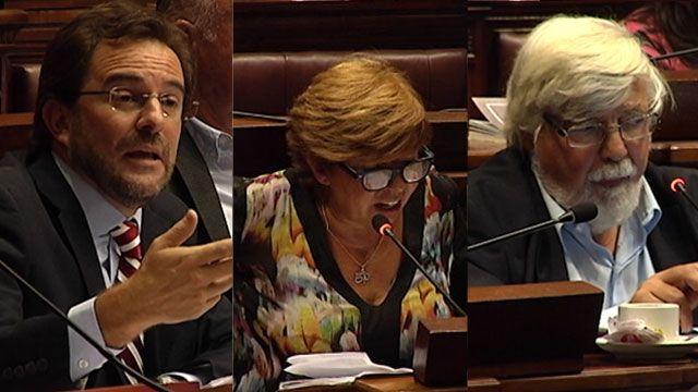 Interpelación Bonomi: acusaciones de nepotismo y hackeo a diputado colorado